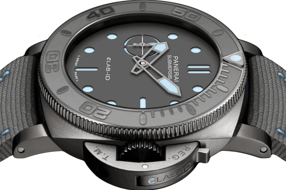 Đồng hồ Panerai Submersible eLAB ID