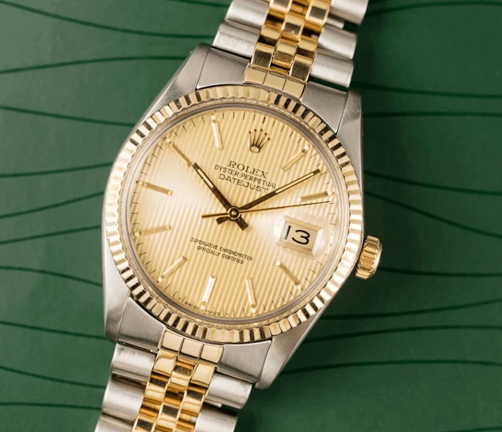 Đồng hồ Rolex Datejust 16013