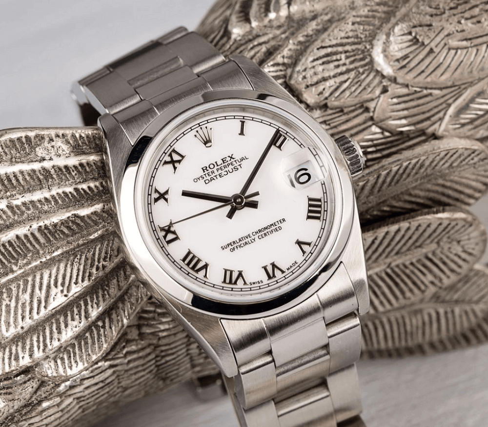 Đồng hồ Rolex Datejust 16200
