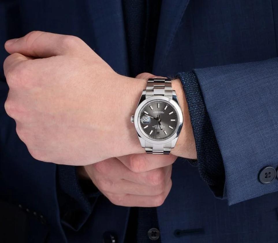 Đồng hồ Rolex Datejust 41 tham chiếu 126300