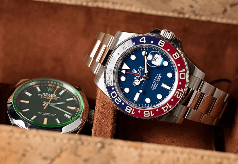 Đồng hồ Rolex GMT-Master II Ref. 126719BLRO Pepsi Bezel
