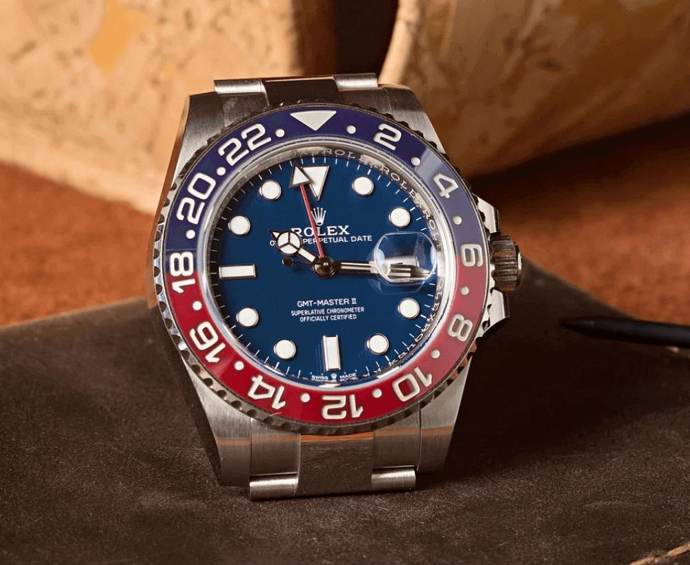 Đồng hồ Rolex GMT-Master II Ref. 126719BLRO