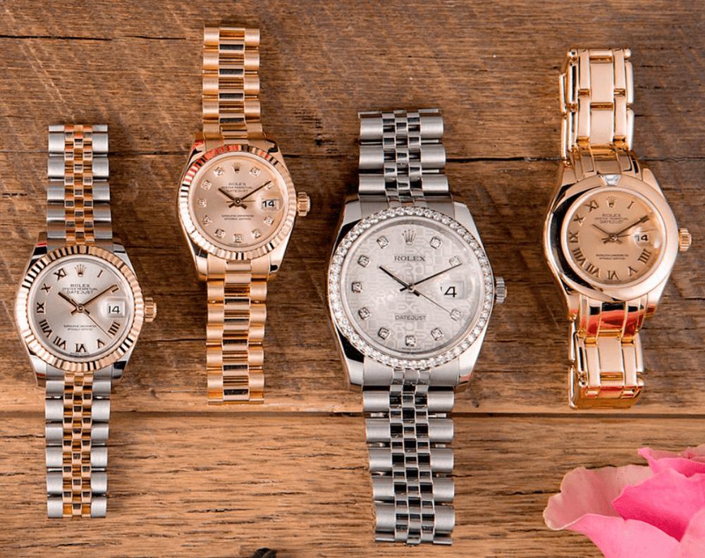 Kích thước đồng hồ Rolex Lady-Datejust