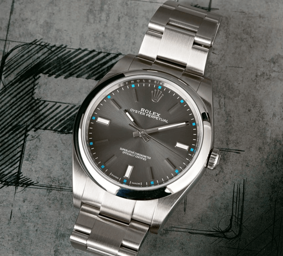 Đồng hồ Rolex Oyster Perpetual 39
