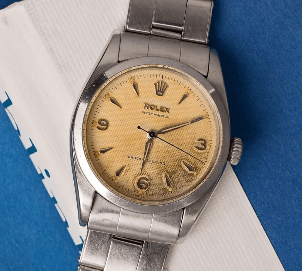 Đồng hồ Rolex Oyster Perpetual Vintage