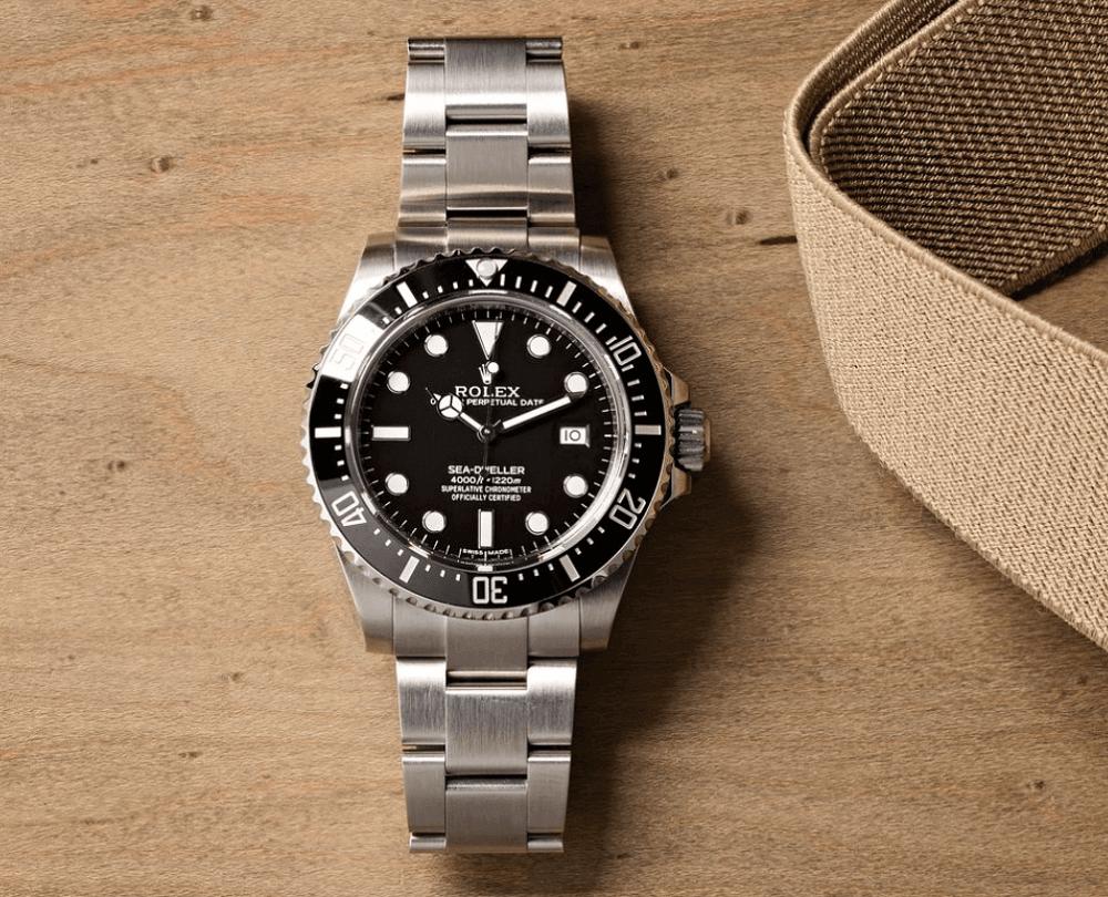 Đồng hồ Rolex Sea-Dweller 116600