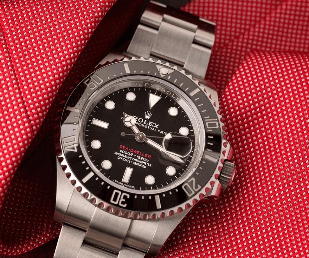 Đồng hồ Rolex Sea-Dweller 126600