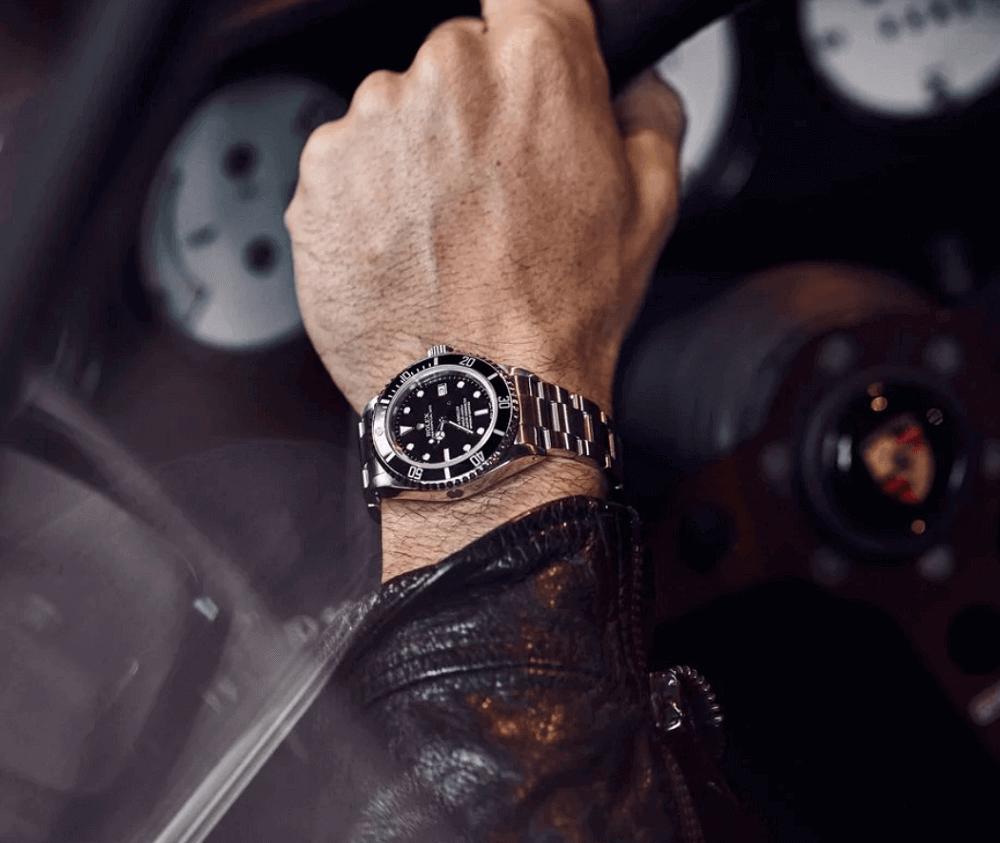 Đồng hồ Rolex Sea-Dweller 16600