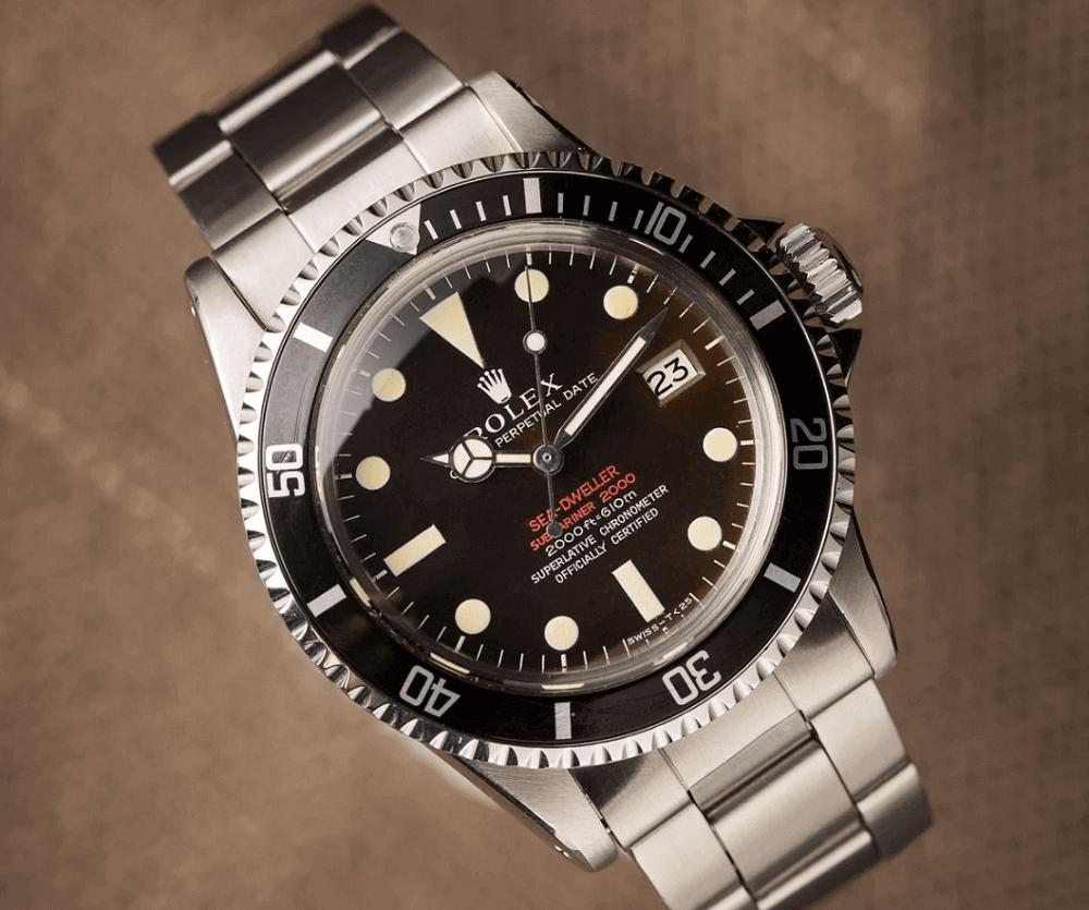 Đồng hồ Rolex Sea-Dweller 1665 - DRSD