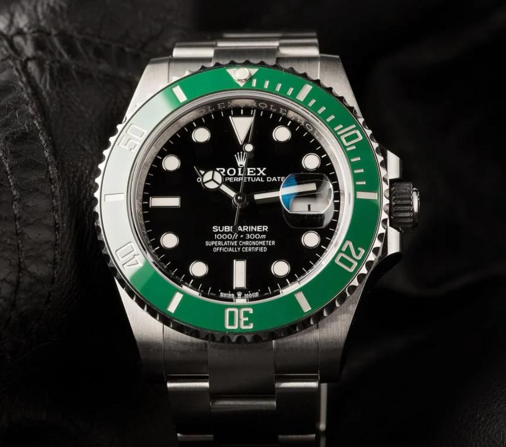 Đồng hồ Rolex Submariner 126610LV