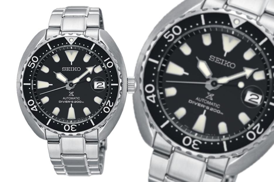 Đồng hồ Seiko Mini Turtle SRPC35K1