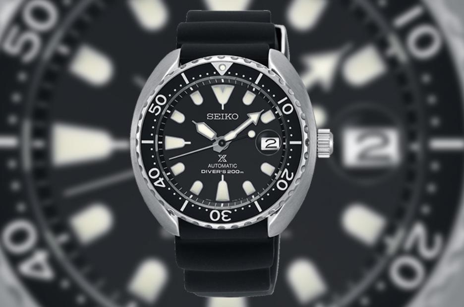 Đồng hồ Seiko Mini Turtle SRPC37K1