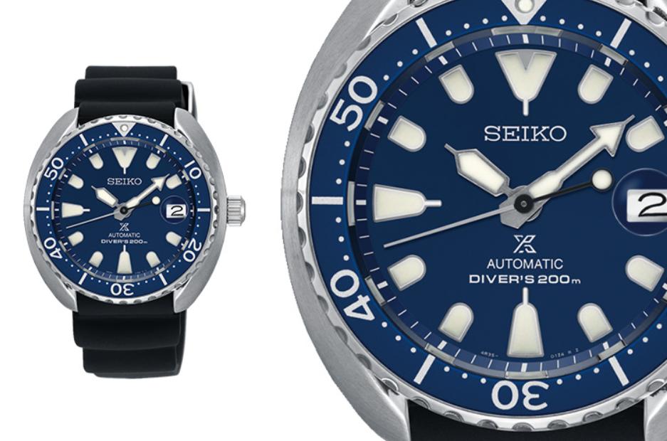 Đồng hồ Seiko Mini Turtle SRPC39K1