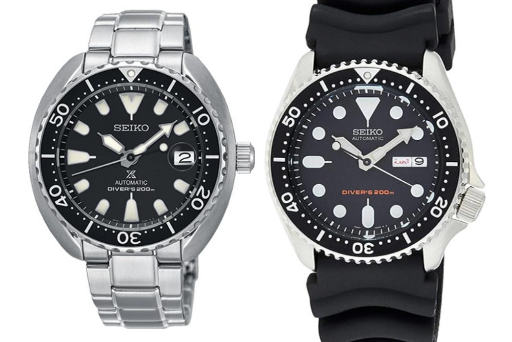 Đồng hồ Seiko Mini Turtle có phải là Seiko SKX007 Mới không?