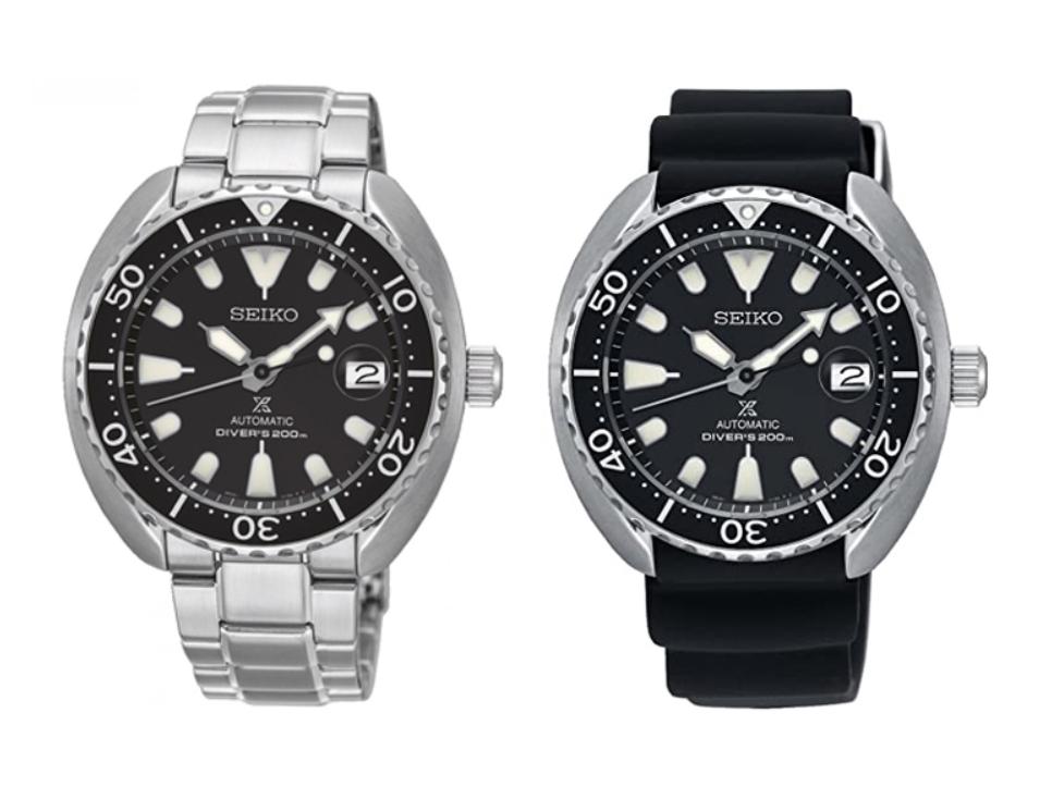 Đồng hồ Seiko SRPC35K1 và SRPC37K1