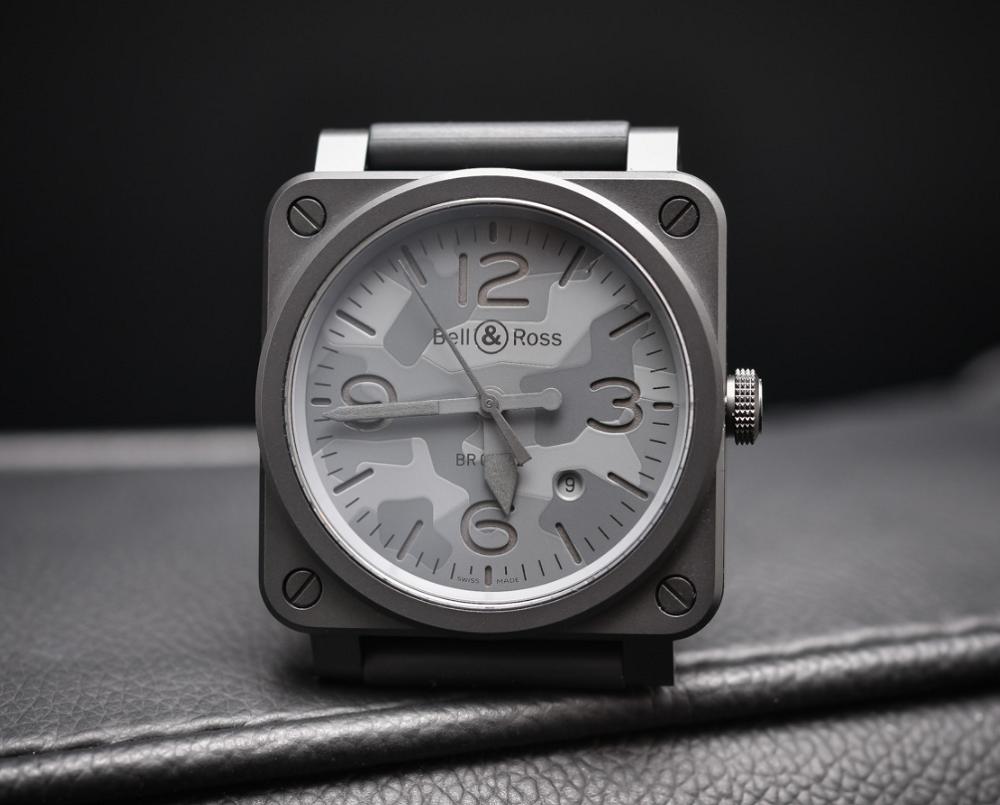 Đồng hồ gốm Bell & Ross Camo BR03-92