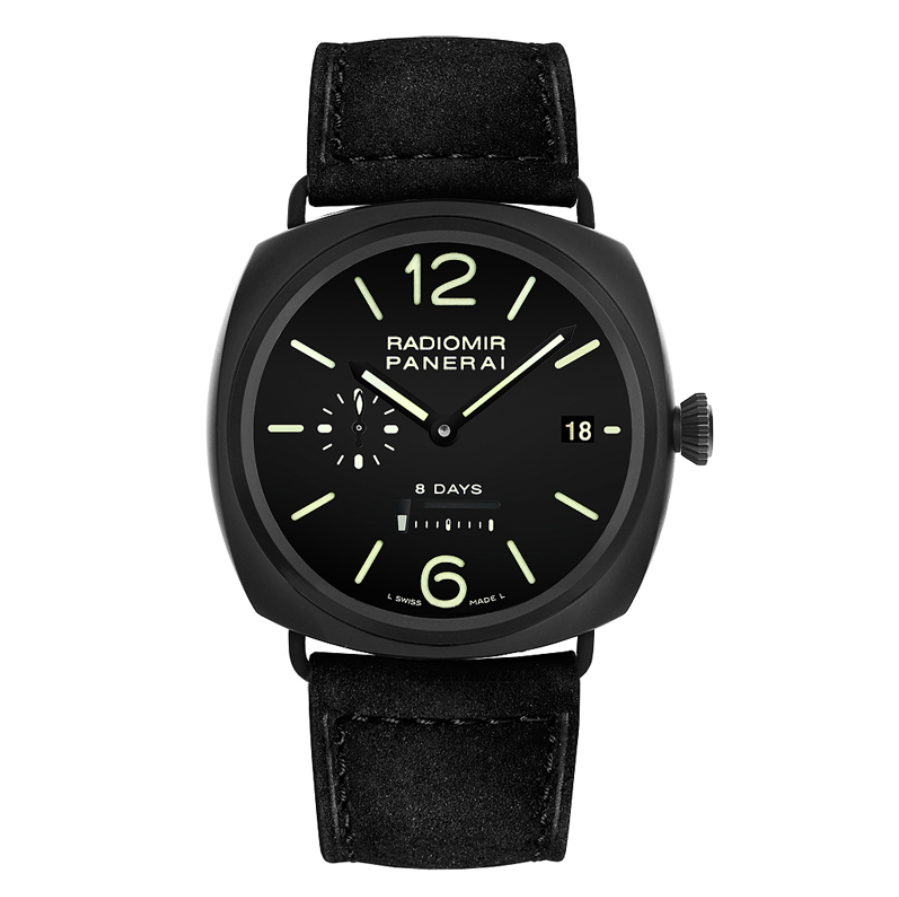 Đồng hồ gốm Panerai Radiomir PAM00384