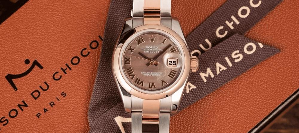 Đánh giá mẫu đồng hồ nữ Rolex Lady-Datejust hiện đại
