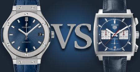 Hublot và TAG Heuer thương hiệu đồng hồ nào tốt hơn để mua