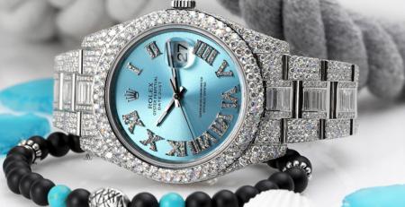 Hướng dẫn mua đồng hồ Rolex Datejust II