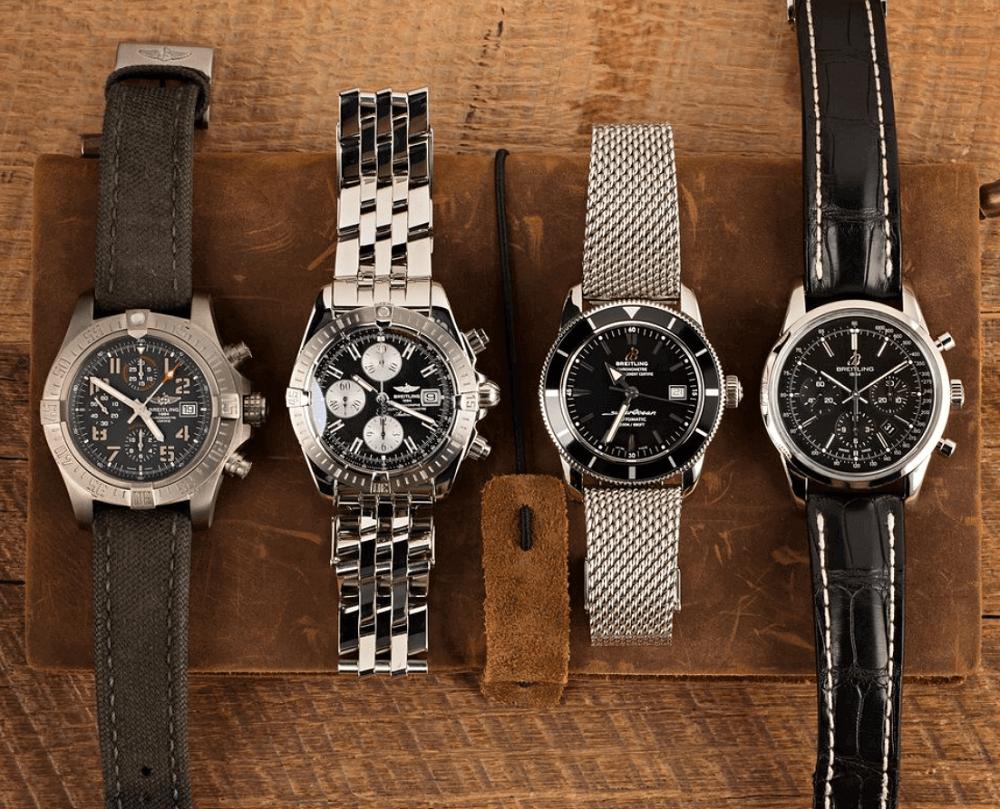 Hướng dẫn mua đồng hồ Breitling cơ bản cho người mới bắt đầu sưu tầm