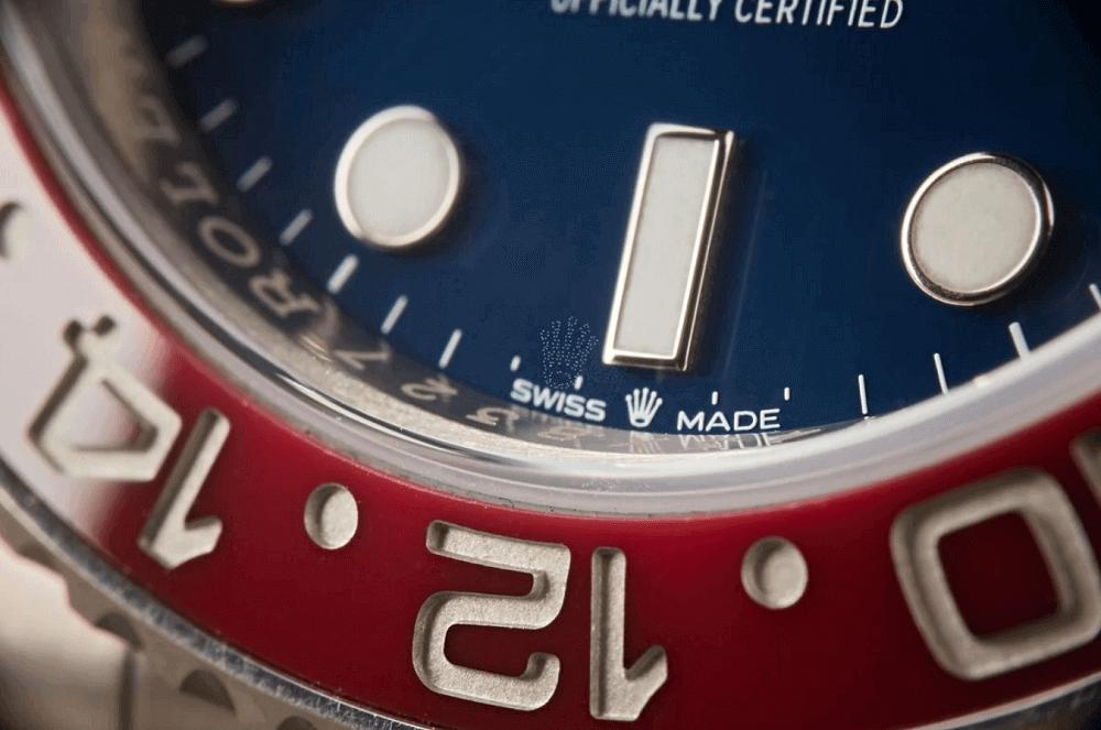 Đồng hồ Rolex GMT-Master II Ref. 126719BLRO Blue Dial