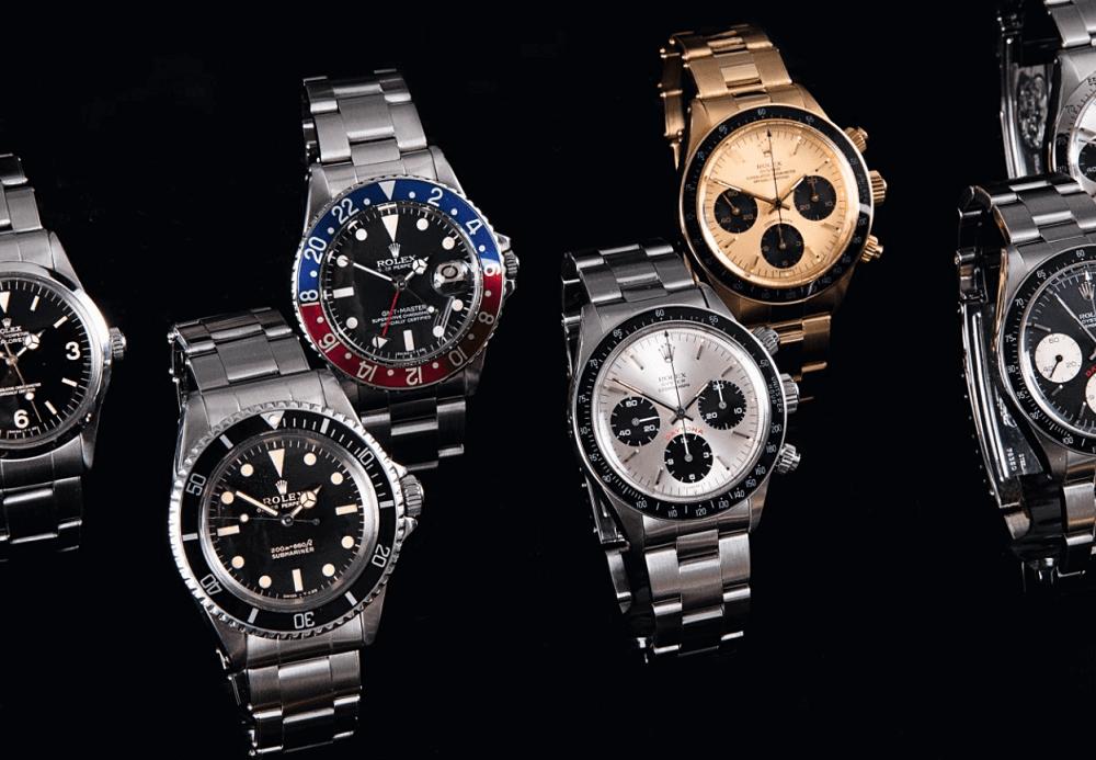 5 Mẫu đồng hồ Rolex thể thao cổ điển quan trọng nhất