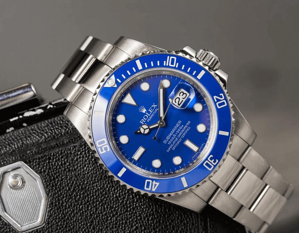 Biệt danh Đồng hồ Rolex Submariner Ref. 116619LB