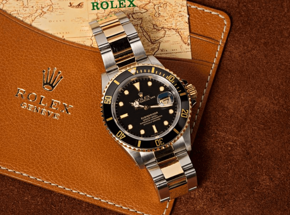 Đánh giá đồng hồ Rolex Submariner Date 16803
