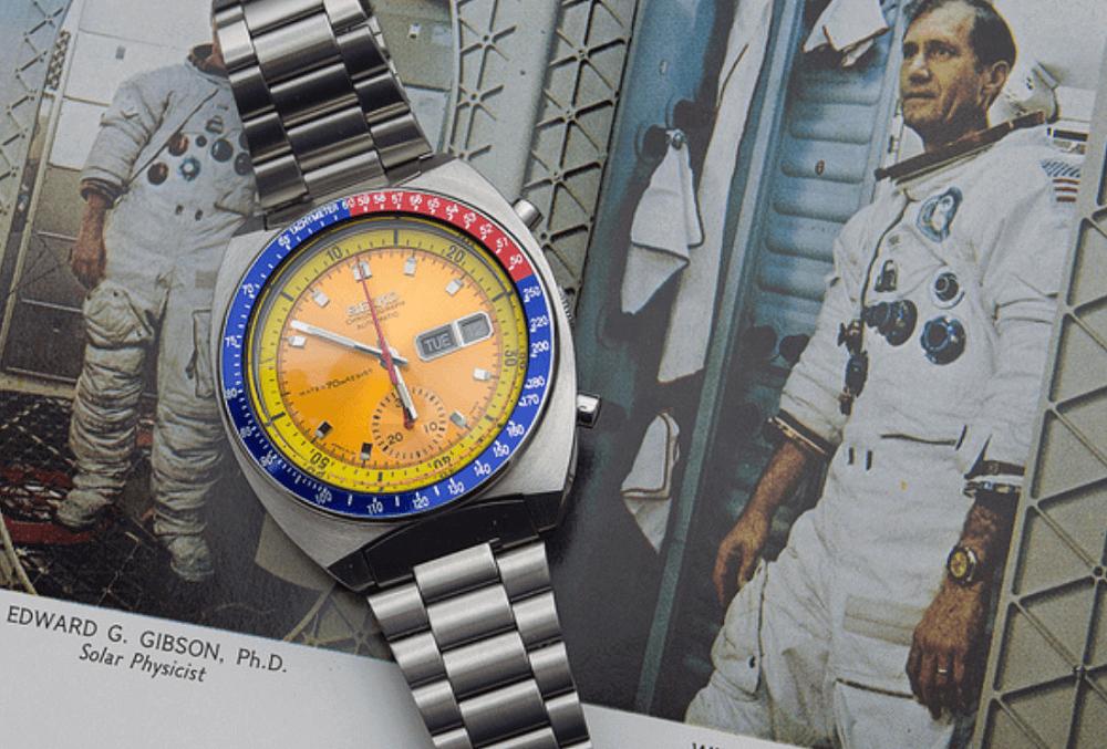 Đánh giá đồng hồ Seiko 6139-6002 Chronograph