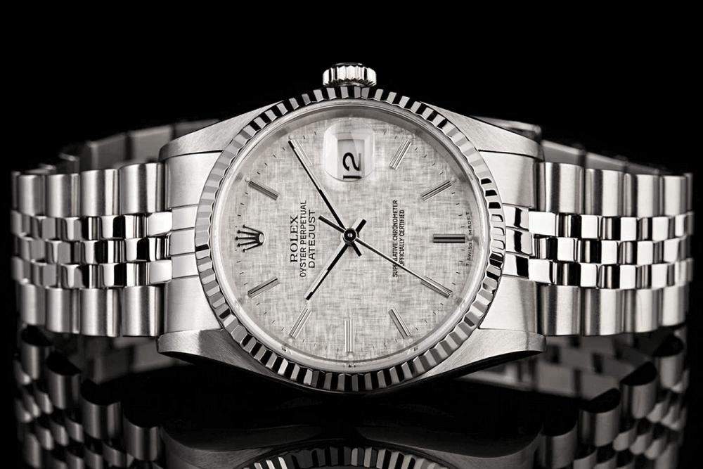 Đánh giá và hướng dẫn mua đồng hồ Rolex Datejust 16014