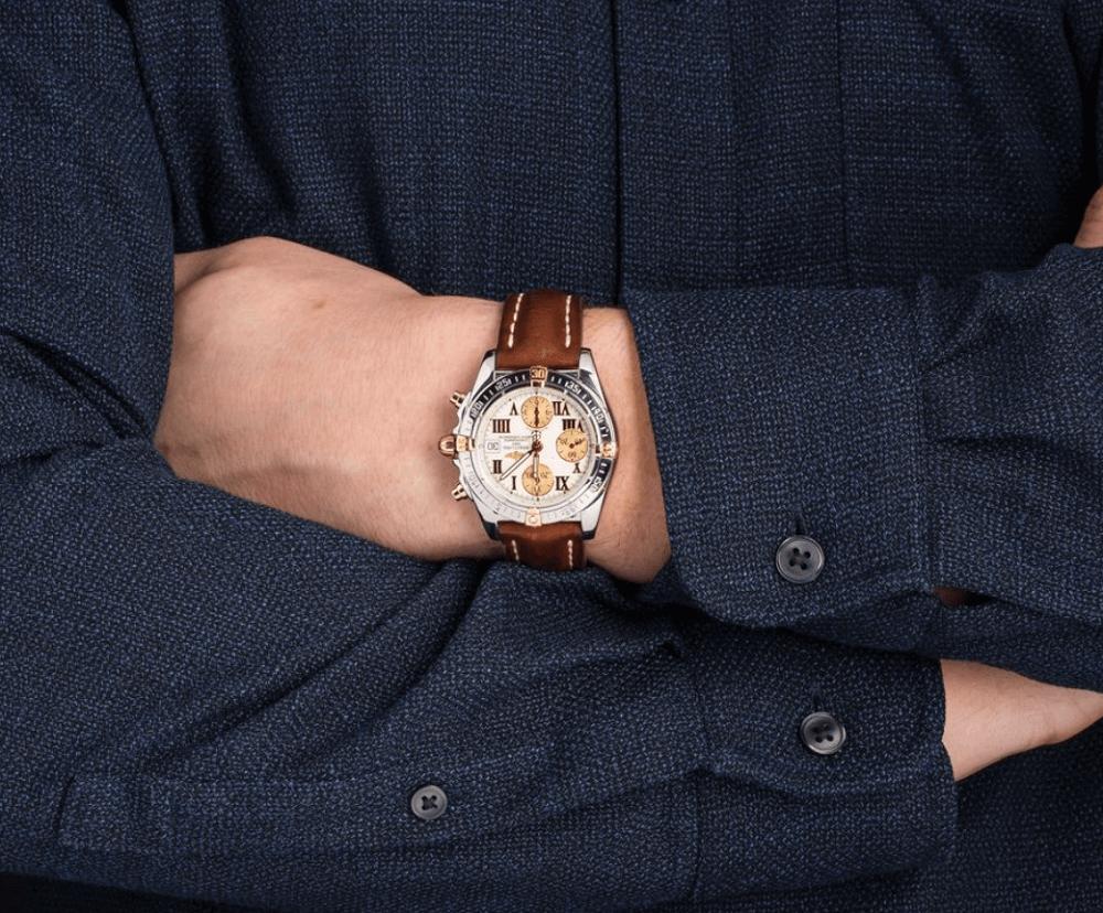 Đồng hồ Breitling Chronomat