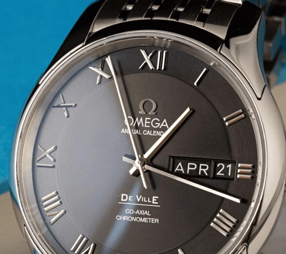 Các mẫu trong bộ sưu tập đồng hồ Omega De Ville