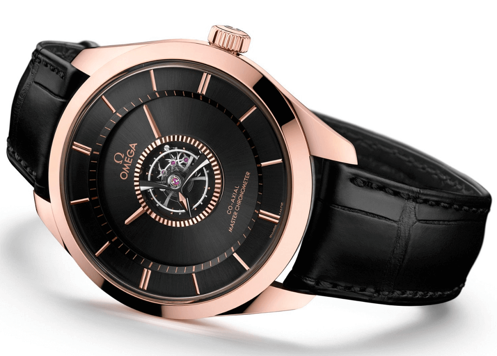 Đồng hồ Omega De Ville Tourbillon