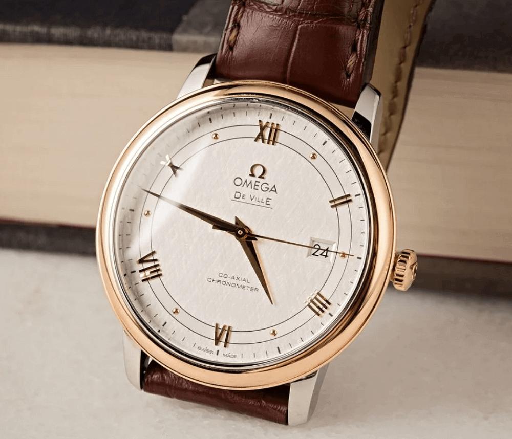 Đồng hồ Omega De Ville Prestige
