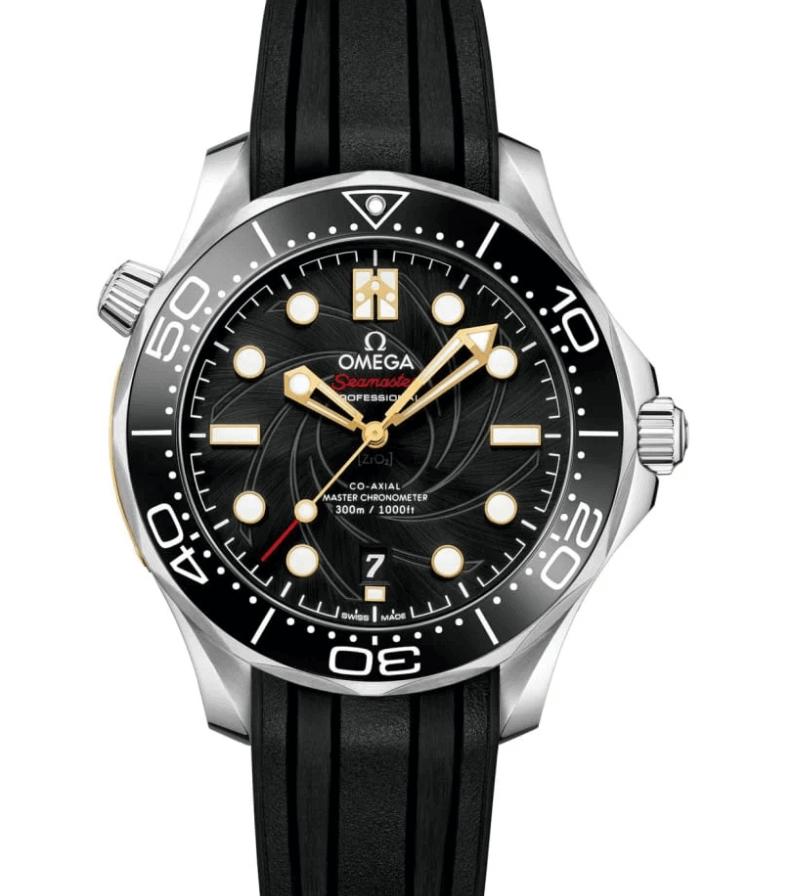 Đồng hồ Omega Seamaster Diver 300M Ref. 210.22.42.20.01.004