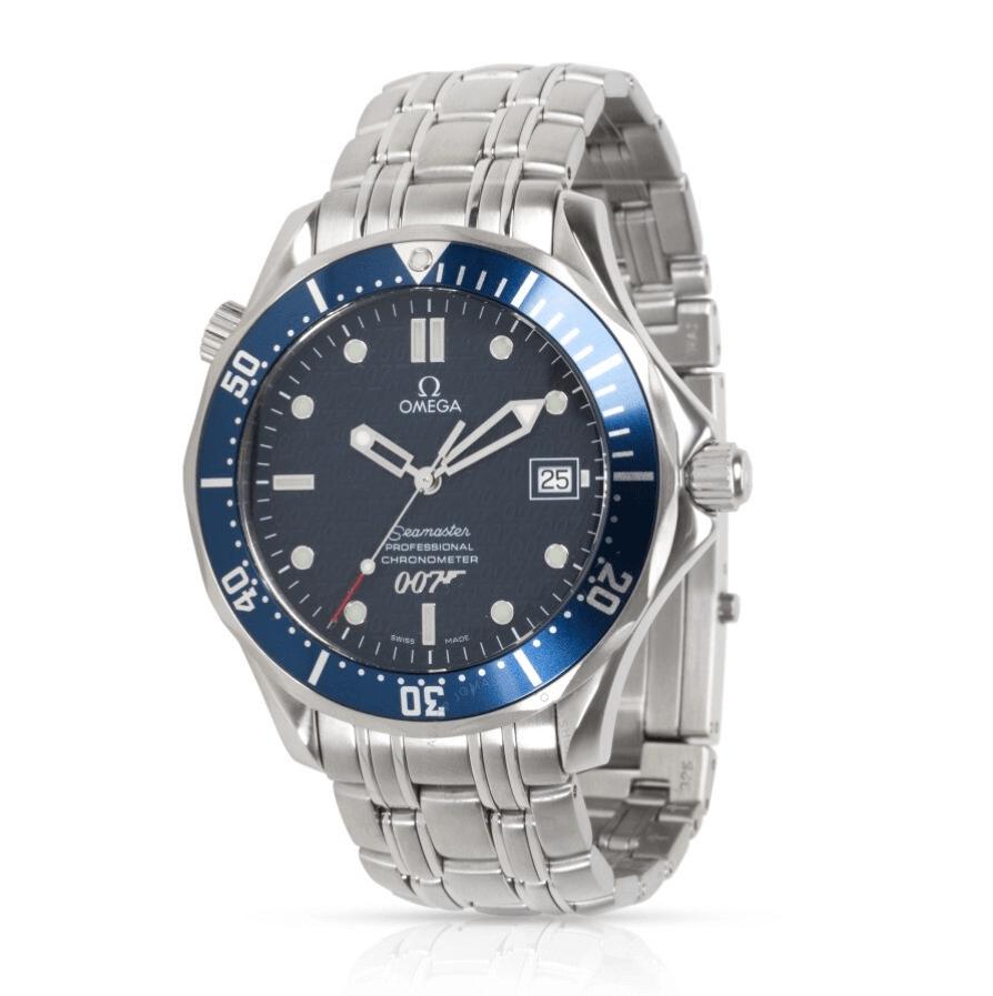 Đồng hồ Omega Seamaster 300M Ref. 2537.80.00 - James Bond Edition