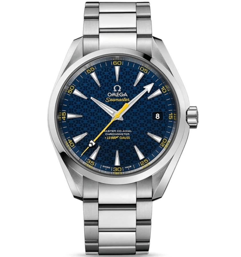 Đồng hồ Omega Seamaster Aqua Terra 150M Ref. 231.10.42.21.03.004 - James Bond Limited Edition
