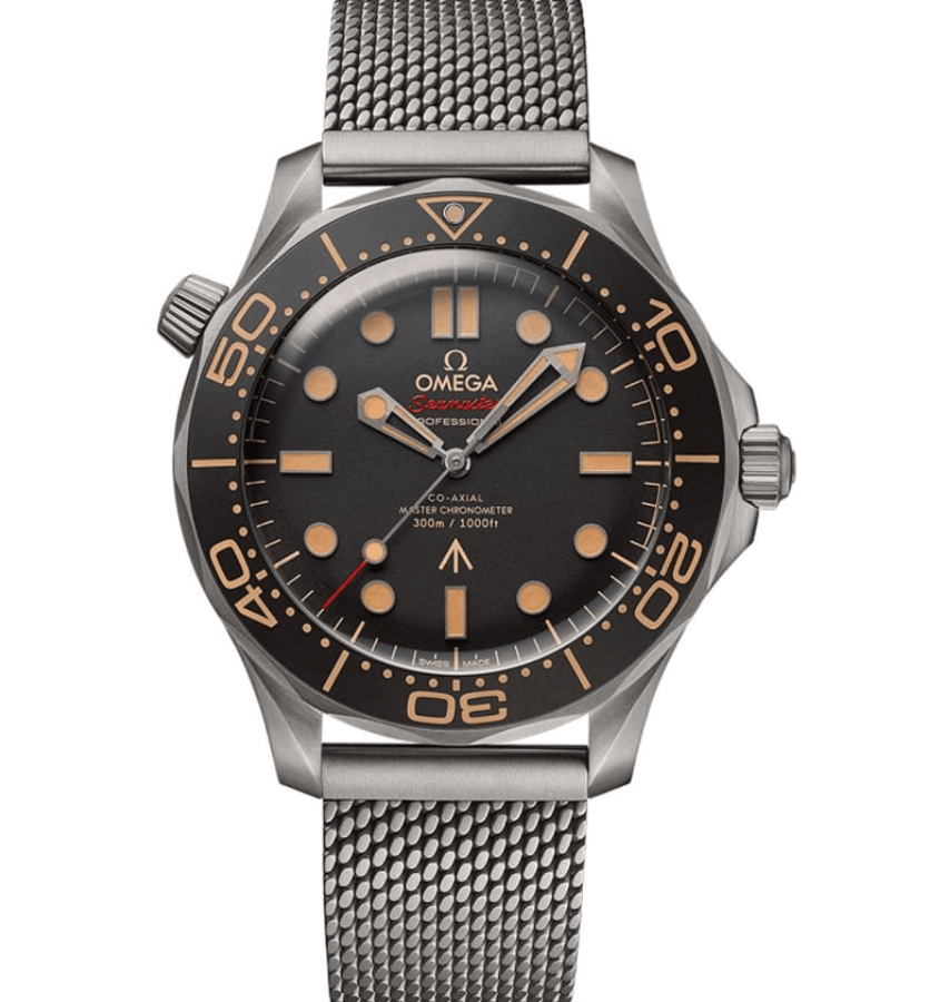 Đồng hồ Omega Seamaster Diver 300M Ref. 210.90.42.20.01.001 - No Time to Die