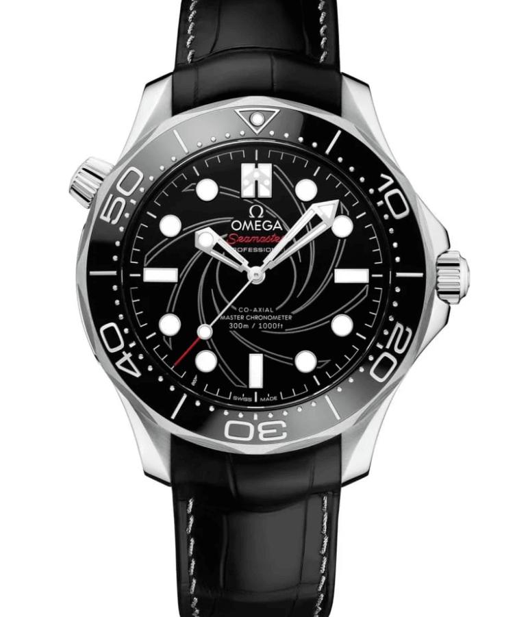 Đồng hồ Omega Seamaster Diver 300M Ref. 210.93.42.20.01.001 - Numbered Edition Platinum-Gold