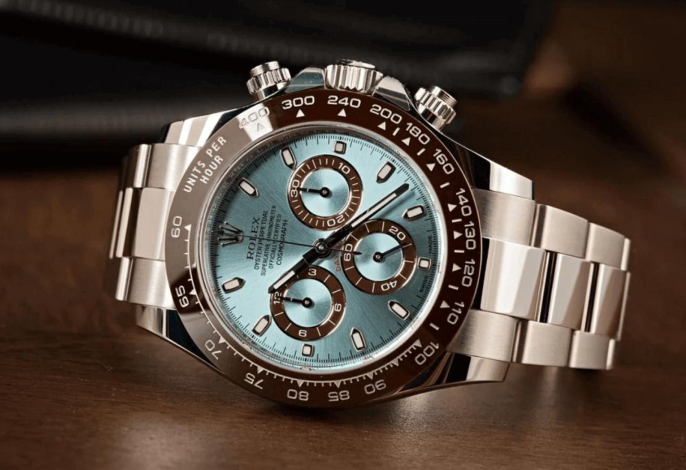 Dây đeo Oyster đồng hồ Rolex Daytona 116506