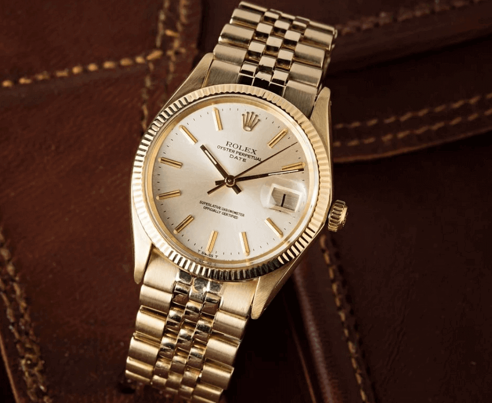 Đồng hồ Rolex Oyster Perpetual Date