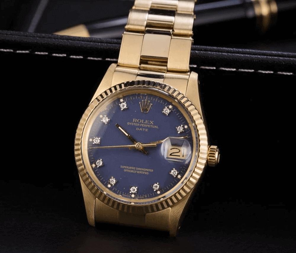 Đồng hồ Rolex Date dây đeo Oyster