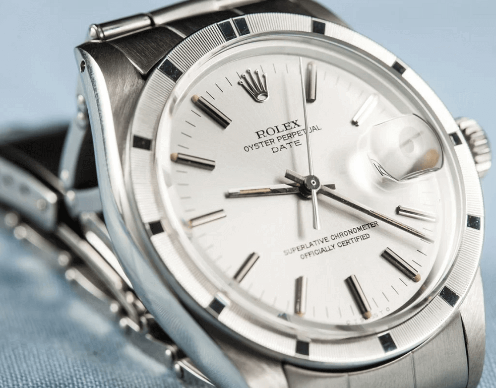 Tóm tắt lịch sử đồng hồ Rolex Date