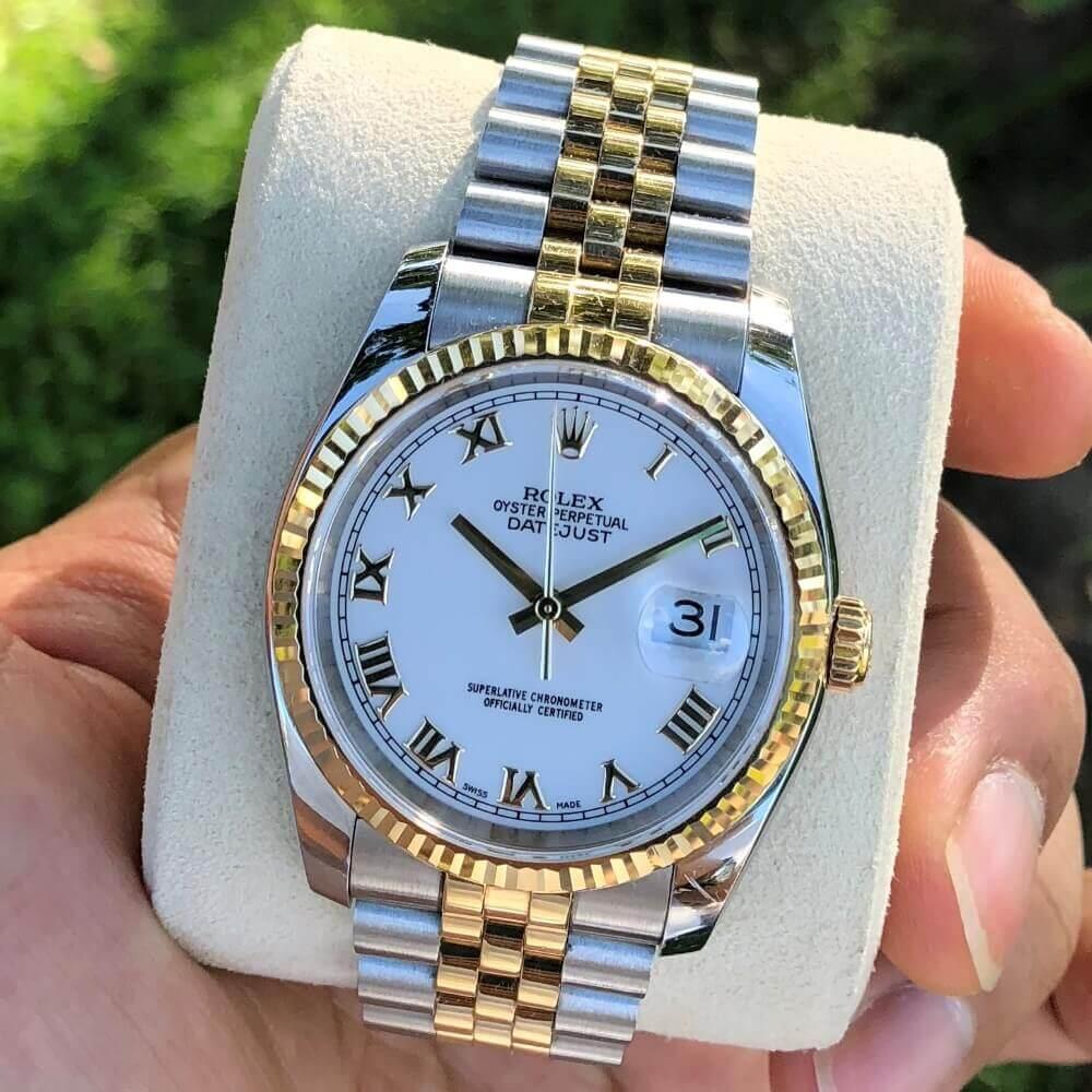 Đồng hồ Rolex Datejust 116233 đã qua sử dụng