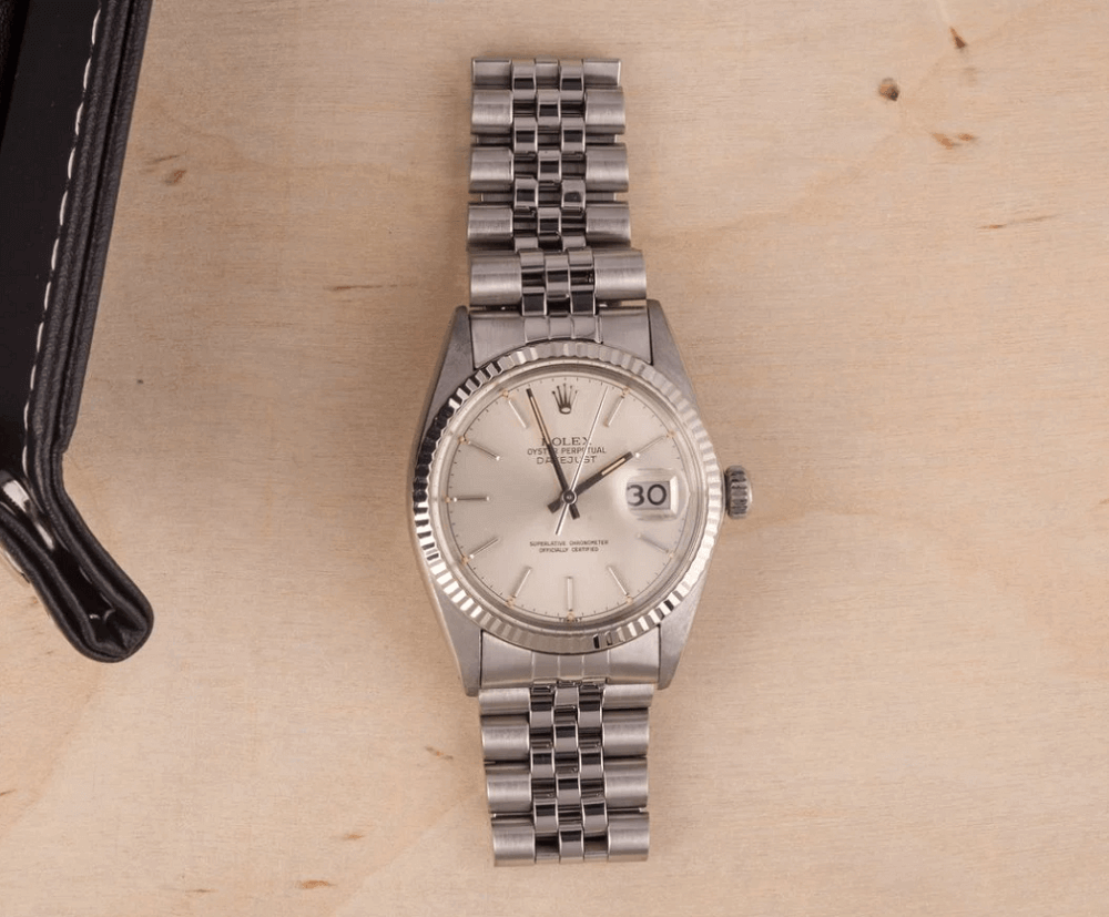 Dây đeo đồng hồ Rolex Datejust 16014