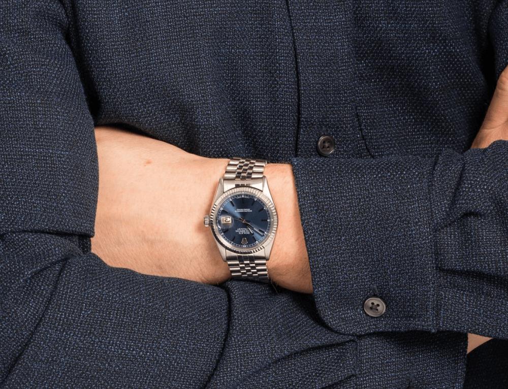 Tại sao nên chọn mua đồng hồ Rolex Datejust 16014?
