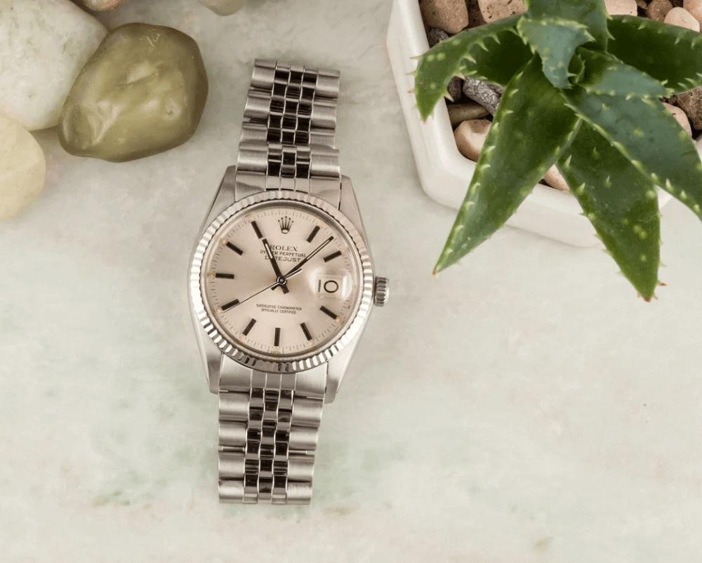 Vật liệu đồng hồ Rolex Datejust 16014