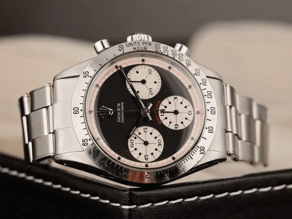 "Đồng hồ Rolex Daytona ref. 6239 - ""Paul Newman"""