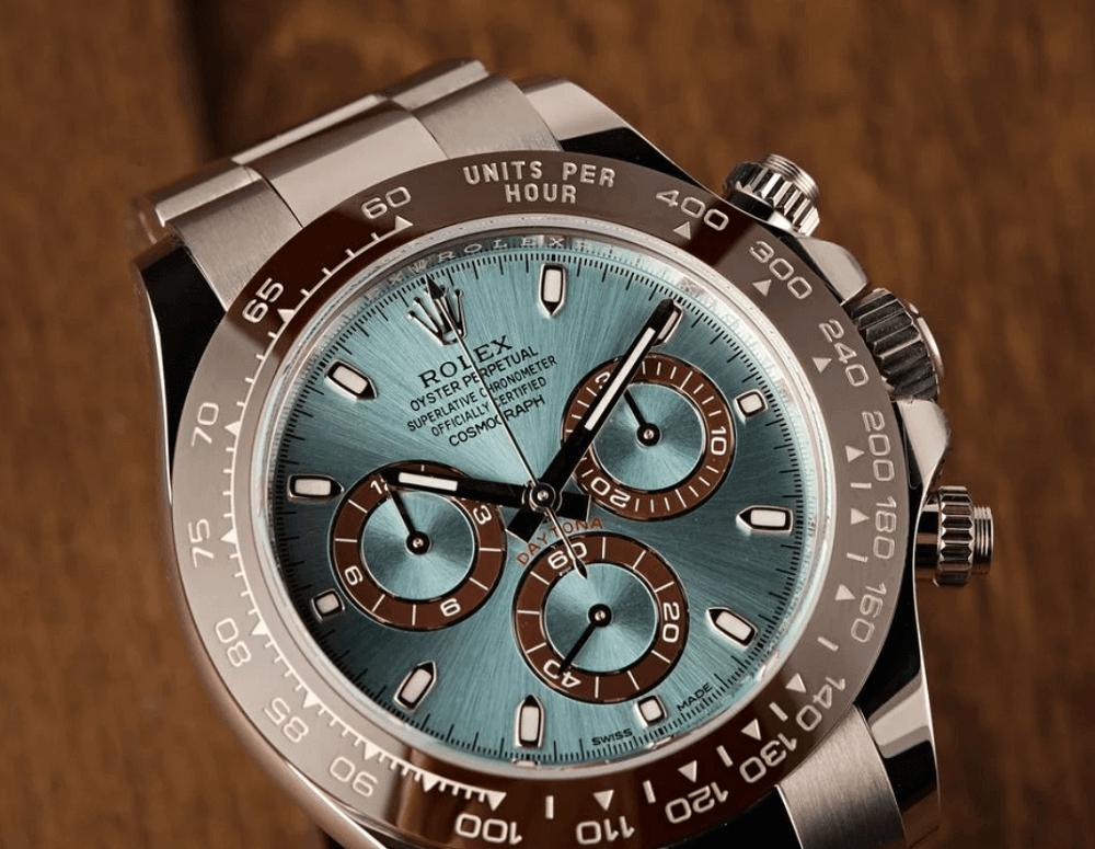 Đánh giá đồng hồ Rolex Daytona 116506 Platinum